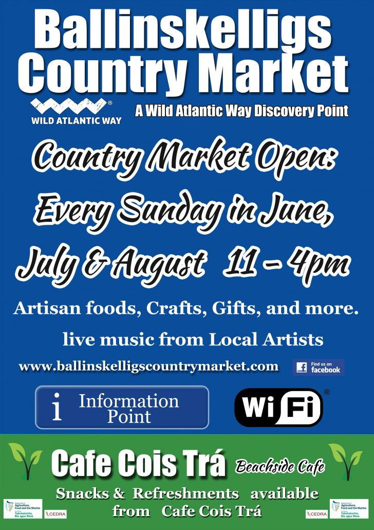 country market opening times
